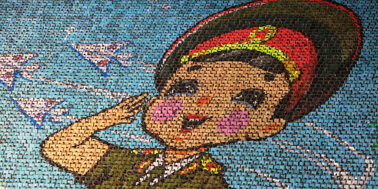 شستشوی مغزی کودکان کره شمالی برای خدمت سربازی در ارتش بزرگ کیم جونگ اون - روزیاتو