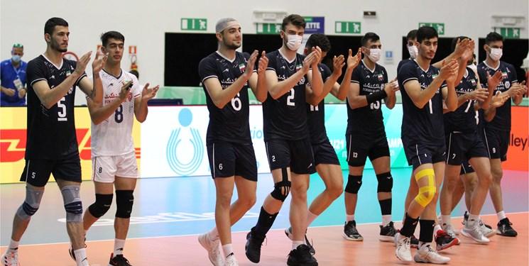 والیبال جوانان جهان|برد ایران به همراه سایر غول ها/برزیل زمین گیر شد+برنامه آخرین روز